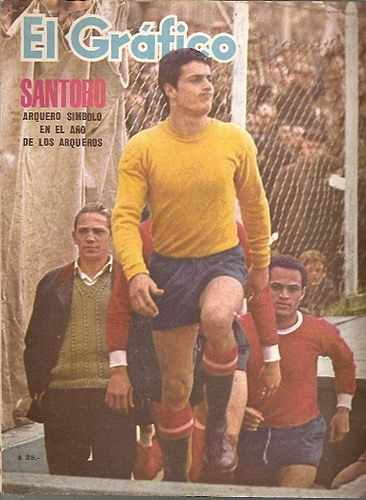 Miguel Angel Santoro 01 - El Gráfico