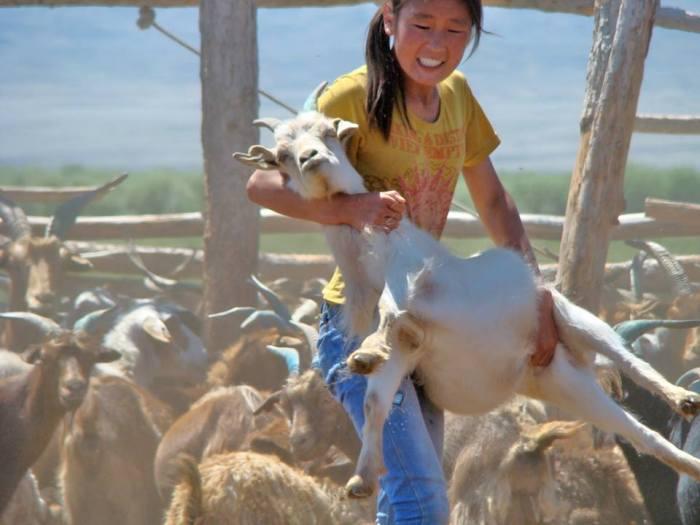 Cristianos de Mongolia 04