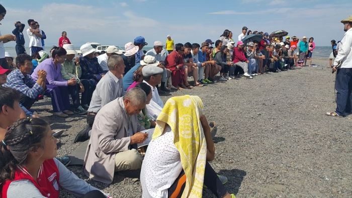 Cristianos de Mongolia