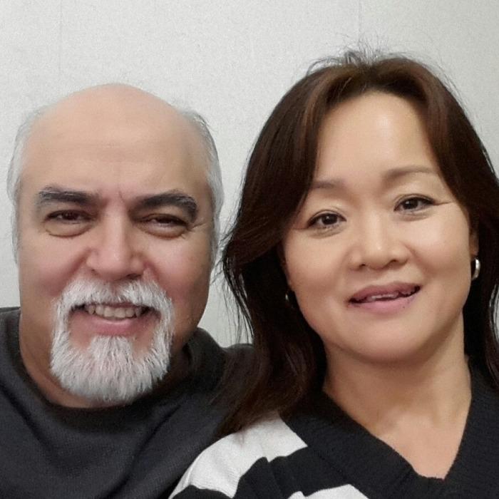 Ernesto Casaccia y su esposa 02.jpg