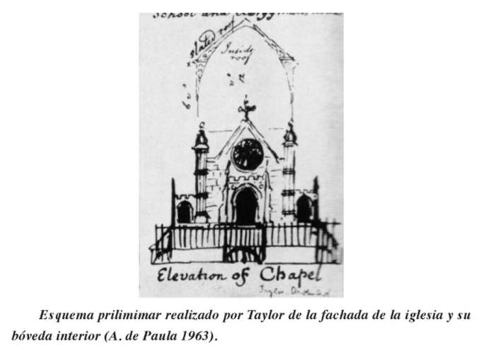 Esquema preliminar de Taylor (A. de Paula 1963).jpg
