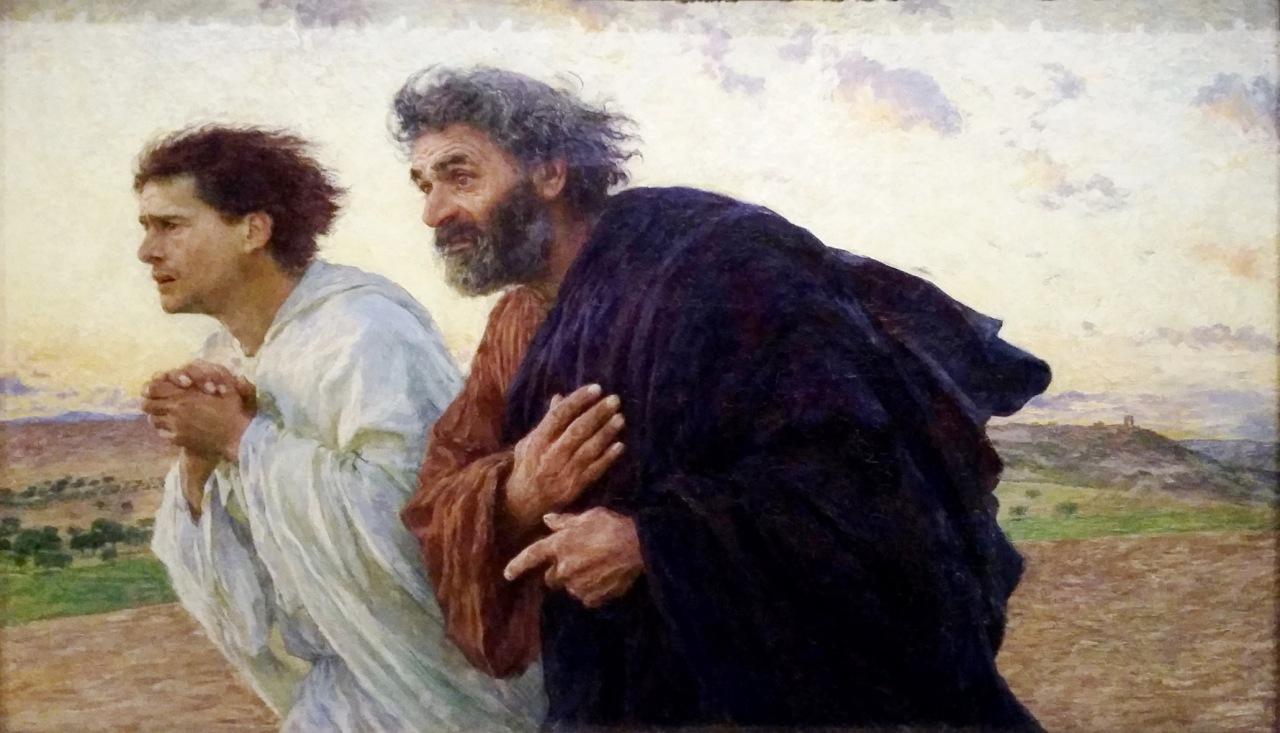 LAS MEJORES OBRAS DE ARTE SOBRE LA CRUCIFIXIÓN, MUERTE Y RESURRECCIÓN DE JESUCRISTO (por Pablo R.Bedrossian)