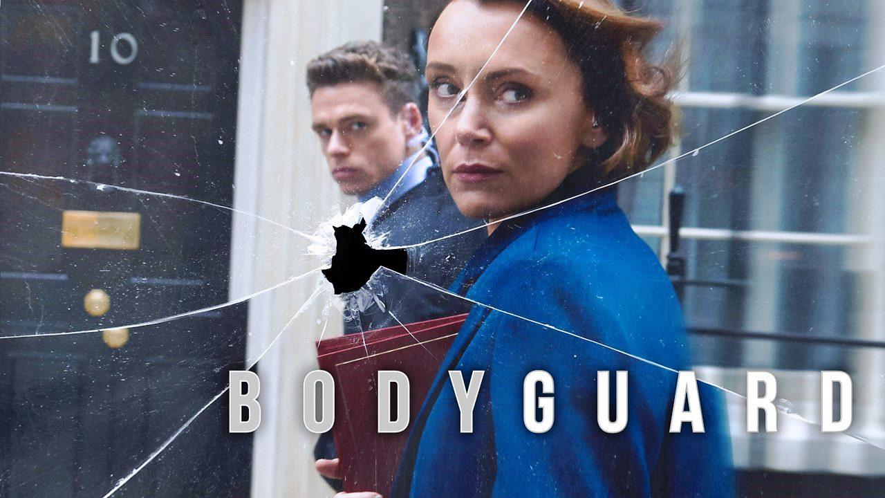"""""""BODYGUARD"""", UN THRILLER CARGADO DE ACCIÓN (por Pablo R.Bedrossian)"""