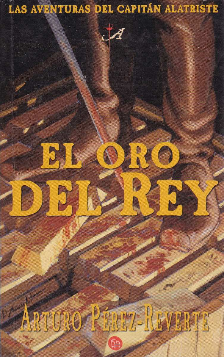 El Oro del Rey (Pérez-Reverte) 01
