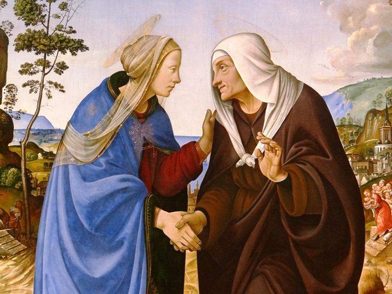 La Visita (Piero di Cosimo)