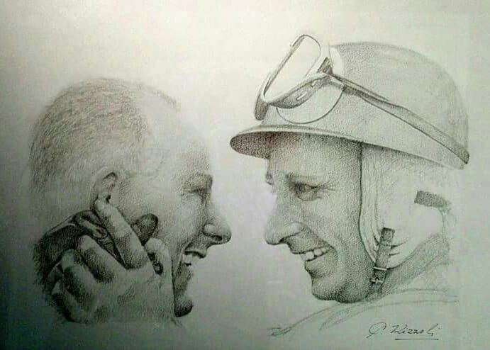 fangio y stirling moss