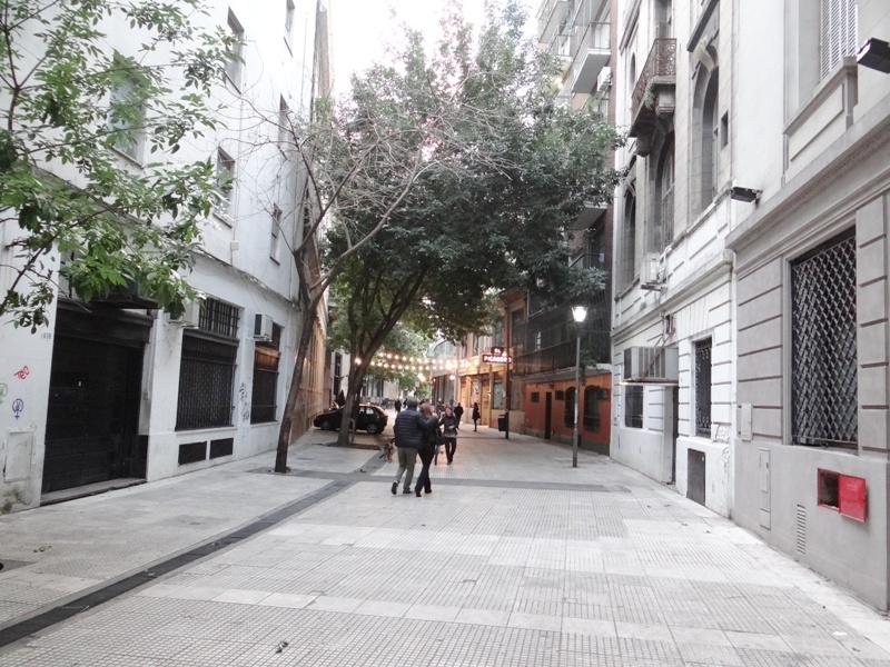 ENRIQUE SANTOS DISCÉPOLO: EL ÚNICO PASAJE EN S DE BUENOS AIRES (por Pablo R.Bedrossian)